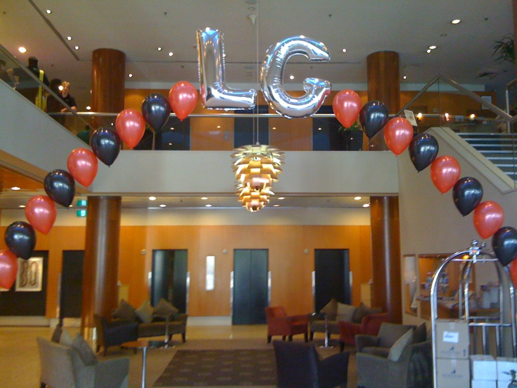 Megaloon Balloon Arch LG