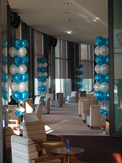 21  Balloon Floor Bouquets