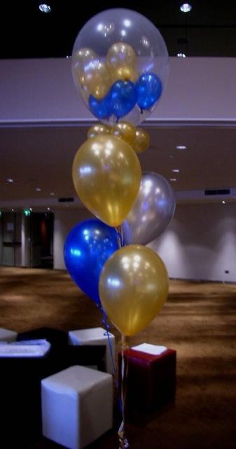 Gumball Balloon Bouquet